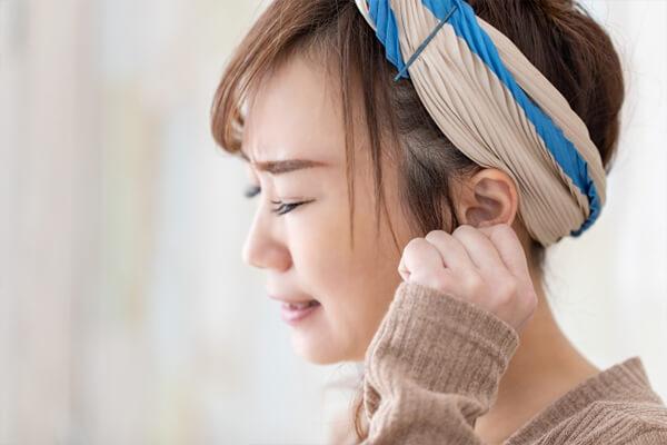 耳の症状・病気を診させていただきます