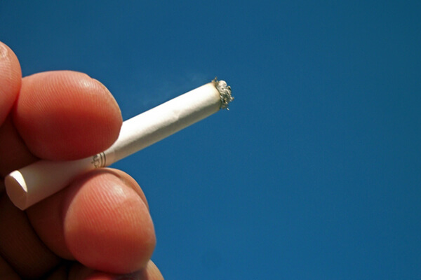 保険で禁煙治療が受けられます